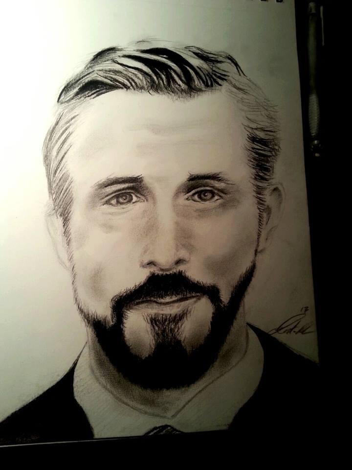 Ryan Gosling by toni22